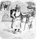 Babbo Natale 1875